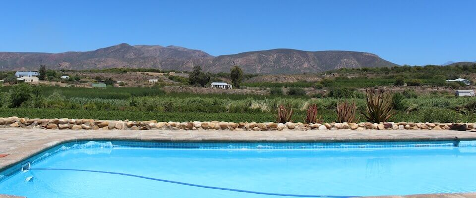 Calitzdorp Country House accomodation